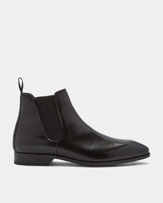 Ted Baker BHENN Leather Chelsea boots