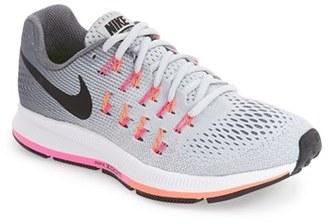 Women's Nike Zoom Pegasus 33 Sneaker $110 thestylecure.com