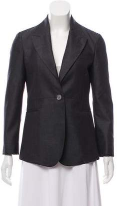Gucci Wool Tailored Blazer