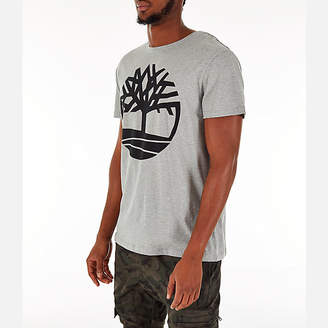 Timberland Men's Big Tree Logo T-Shirt