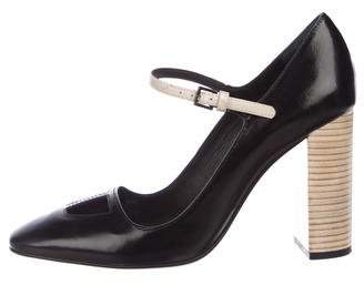 Tory Burch Patent Leather Pumps