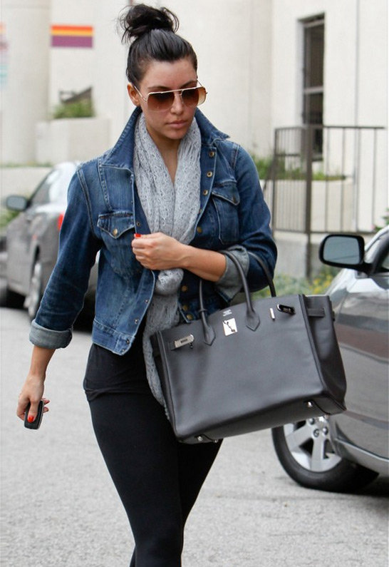 Wrap Scarf in many colors - as seen on Kim Kardashian - by Paula Bianco