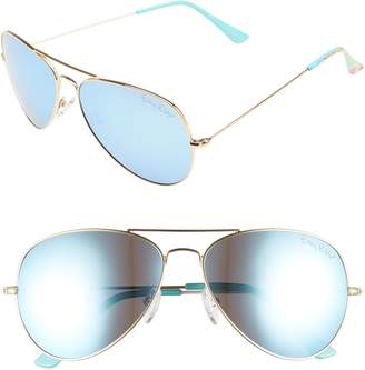b89f84472e46 ... Nordstrom · Lilly Pulitzer R) Lexy 59mm Polarized Aviator Sunglasses