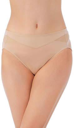 Vanity Fair Breathable Luxe Knit Hi Cut Panties - 13185