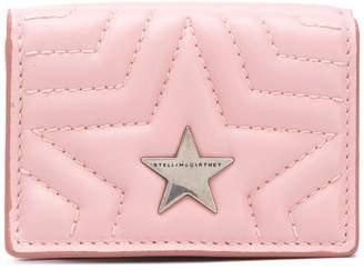 Stella McCartney Stella Star flap wallet