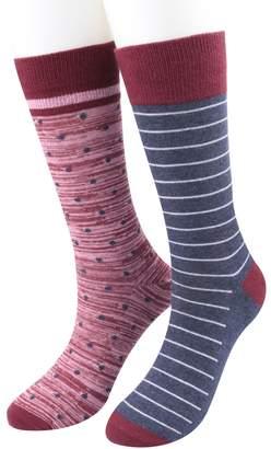 Apt. 9 Men's 2-pack Crew Socks