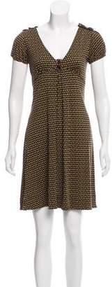 Diane von Furstenberg Catherine Printed Dress