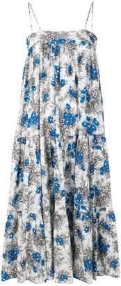 Cavallini Erika printed shift dress