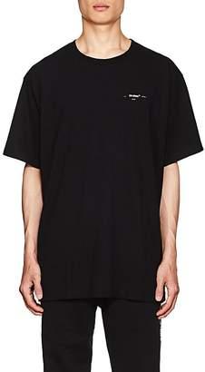 Off-White Men's Logo Cotton Jersey T-Shirt