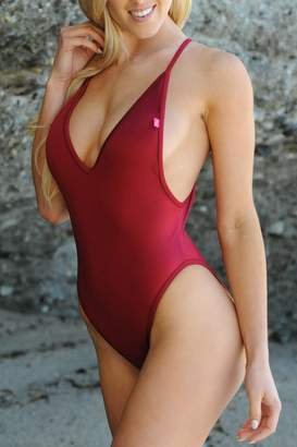 Chynna Dolls Red One Piece