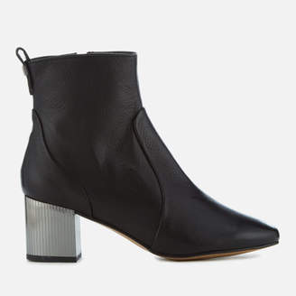 Carvela Women's Strudel Leather Heeled Ankle Boots