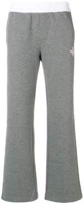 Mr & Mrs Italy side stripe track pants