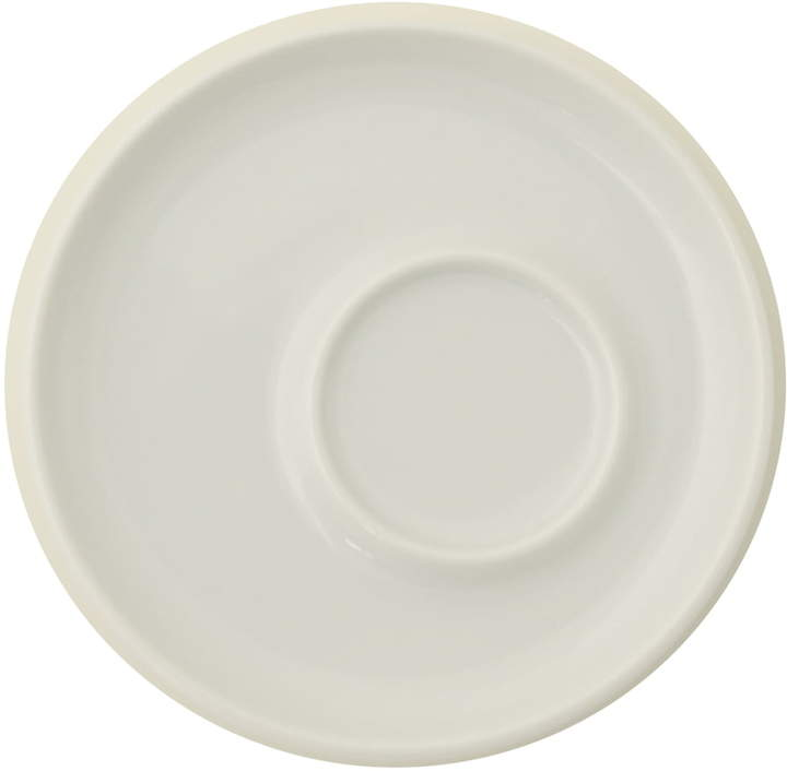 Five Senses, Untertasse, 11 cm, Weiß