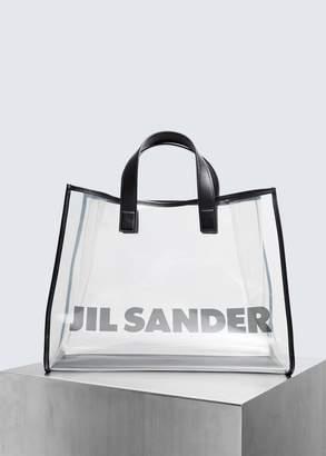 Jil Sander Medium See-Through Shopper