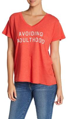Wildfox Couture Avoiding Adulthood Romeo Tee