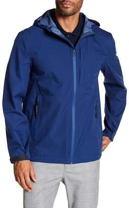 Cole Haan Seam Sealed Packable Water Resistant Jacket