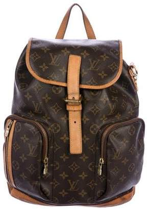b1a61e6434b4 Louis Vuitton Monogram Bosphore Backpack