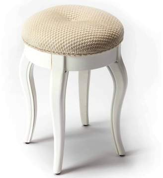 Butler Specialty Company Butler Nadia Vanity Stool, Multiple Colors