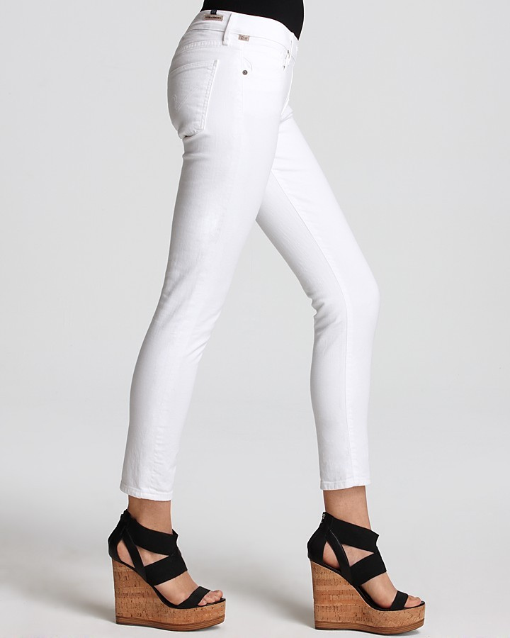 Citizens of Humanity Cropped Thompson Skinny Jeans in Santorini Wash