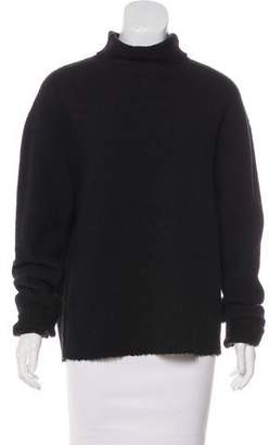 Isabel Marant Turtleneck Wool Sweater