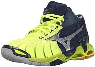 Mizuno Men's Wave Tornado x mid Volleyball Shoe