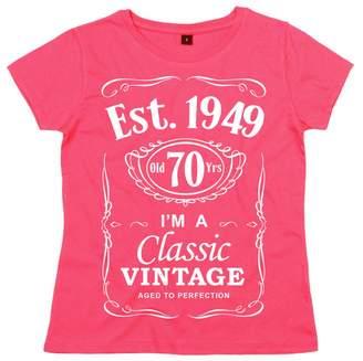 542574b46d2 Ladies Vintage Tee Shirt - ShopStyle Canada
