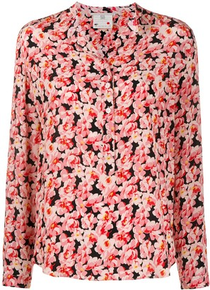 Stella McCartney floral blouse