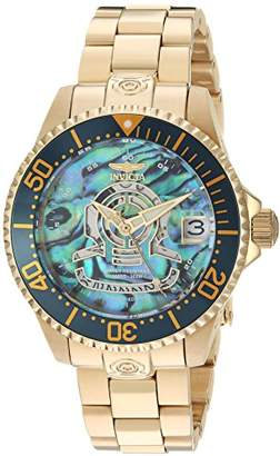 Invicta Women's 'Pro Diver' Automatic Stainless Steel Diving Watch