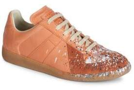 Maison Margiela Replica Splatter Paint Sneakers