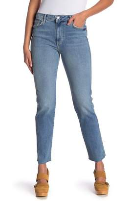 Free People Clean Blue Girlfriend Jeans