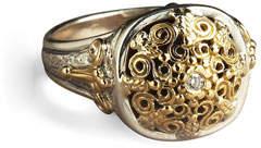 Konstantino Ornate Diamond Ring