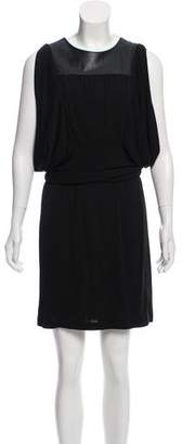Yigal Azrouel Cut25 by Sleeveless Mini Dress