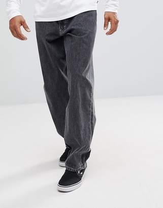 Levi's silvertab baggy jeans grey wash