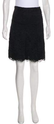 Tory Burch Lace Knee-Length Skirt w/ Tags