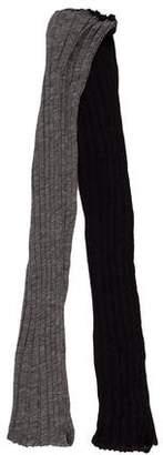 Alexander Wang Wool-Blend Knit Scarf