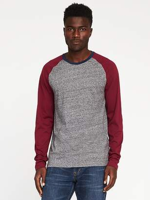Old Navy Soft-Washed Raglan Tee for Men