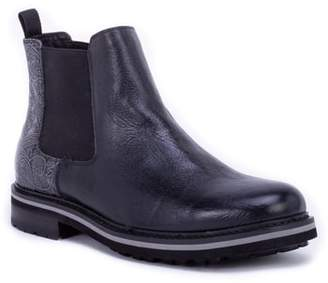 Robert Graham Yates Textured Chelsea Boot