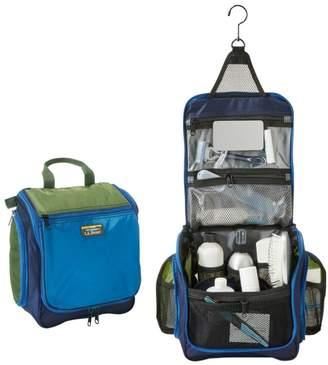 L.L. Bean L.L.Bean Personal Organizer Toiletry Bag, Tri-Color Medium