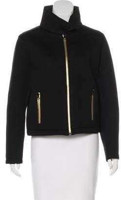 agnès b. Scuba Zip-Up Jacket