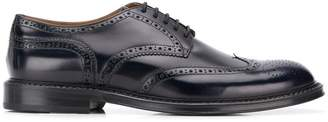 Doucal's lace-up brogues