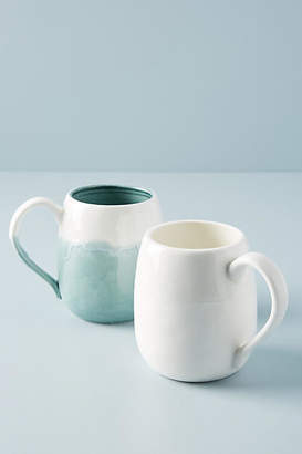 Anthropologie Gather by Cabarita Mugs, Set of 4