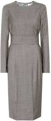 Max Mara Pacato wool dress