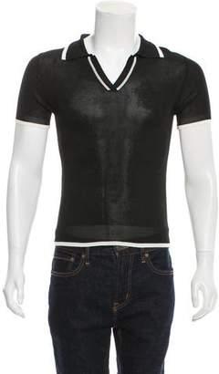 J.W.Anderson Knit Polo Shirt