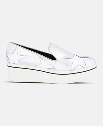 Stella McCartney Indium Star Binx Loafers