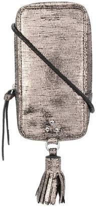 Jerome Dreyfuss metallic tassel mini bag