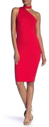 Bailey 44 Choker Long Sleeve Dress