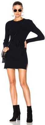 Frame Rib Mini Dress