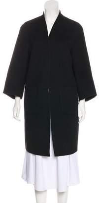 Zac Posen Wool Knee-Length Coat