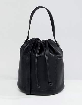 Pieces Mini Bucket Bag