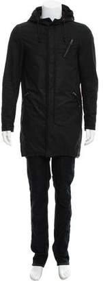 AllSaints Woven Heavy Duty Jacket